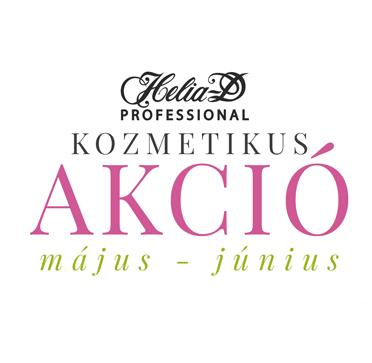 Helia-D Professional Május-Június akciók